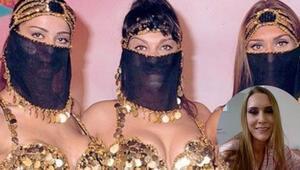 Aynur Kanbur kimdir Mezdeke dansçısı Aynur Kanbur evinde ölü bulundu