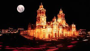 36 saatte Mexico City