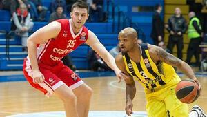 Cedevita Zagreb 89-59 Fenerbahçe