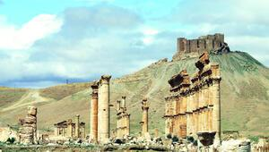 Rejim ordusu Palmira kalesini geri aldı