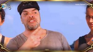 Beyaz Show Survivor klibi kahkaya boğdu - izle