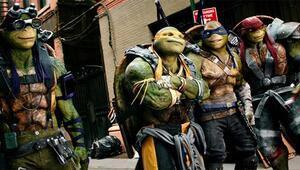 Ninja Kaplumbağalar filminin yeni fragmanı yayınlandı - izle