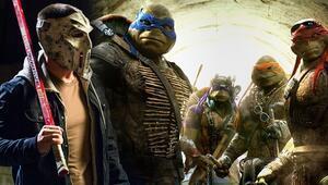 Ninja Kaplumbağaların yeni fragmanı maziye götürüyor
