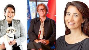 ABDdeki en etkin Türk kadınları
