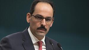 PYD koridoru iddiasına Cumhurbaşkanlığı Sözcüsü İbrahim Kalından yanıt