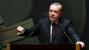 Cumhurbaşkanı Erdoğan: Başka yerde bir gün bile barındırmazlar