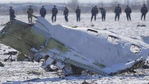 Rusyada düşen uçakla ilgili şok gelişme