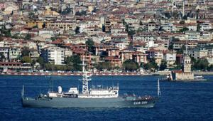Rusyanın Suriyeye denizden askeri ikmali artıyor