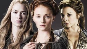 Game of Thrones kadınları kapak oldu