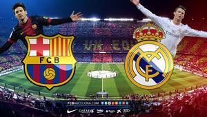 Barcelona Real Madrid maçı hangi kanalda saat kaçta