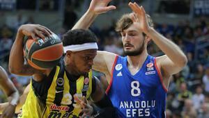 Fenerbahçe 90-86 Anadolu Efes