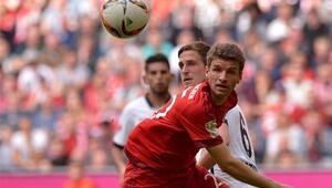 Bayern Münih 1-0 Eintracht Frankfurt