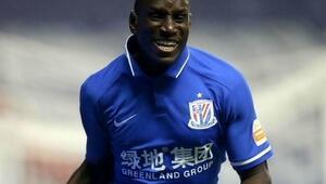 Demba Ba hat-trick yaptı, Çini salladı