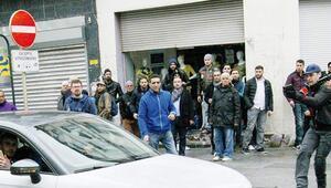 Molenbeek'te ırkçı gösteri provokasyonu
