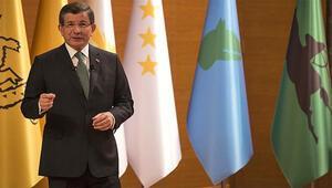 Başbakan Davutoğlu, Polis Akademisi Başkanlığında konuştu...