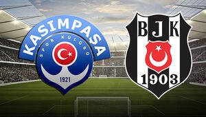 Kasımpaşa Beşiktaş maçı saat kaçta hangi kanalda