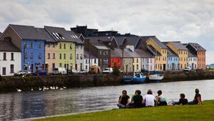 36 saatte Galway / İrlanda