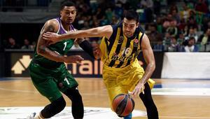 Unicaja Malaga: 71 - Fenerbahçe: 67
