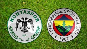 Konyaspor Fenerbahçe ne zaman saat kaçta