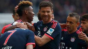 Lider Bayern Münih 3 puanı 3 golle aldı