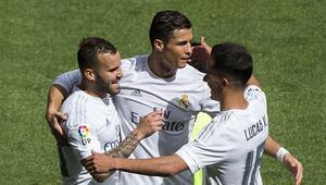 Ronaldodan La Liga tarihinde bir ilk