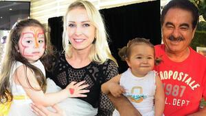Ayşegül Yıldız kızı Elif Ada Tatlısesin doğum gününü kutladı