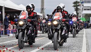 İzmirde Polis Günü törenlerle kutlandı