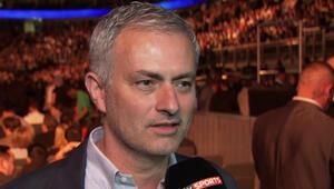 Mourinho: Anlaşmadım ama hedefim...