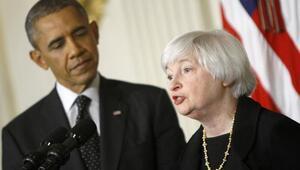 Obama Fed Başkanı Yellen ile görüştü