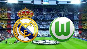 Real Madrid Wolfsburg maçı hangi kanalda saat kaçta