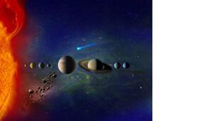 Kozmik mahallemiz: Güneş Sistemi