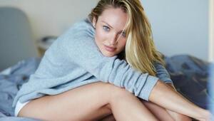 Victorias Secret mankeni Candice Swanepoel, Türkiyeye gelmekten vazgeçti