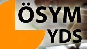 YDS 2016 sınav sonuçları açıklandı ÖSYM sorgulama