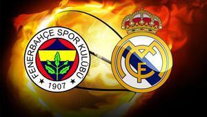 Fenerbahçe Real Madrid maçı hangi kanalda saat kaçta şifresiz mi