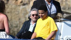 Robert De Niro otizmli oğluyla ilgili konuştu