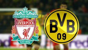 Liverpool Dortmund maçı hangi kanalda saat kaçta şifresiz mi yayınlanacak