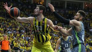 Fenerbahçe 100-78 Real Madrid