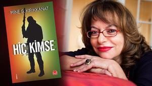 Mine G. Kırıkkanat: Cinayetin izinden gitti, casusluk romanı yazdı