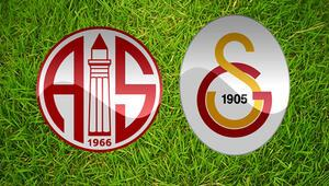 Antalyaspor Galatasaray maçı Canlı Anlatım