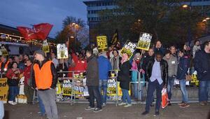 Avusturyada sığınmacı karşıtı miting