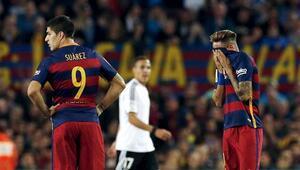 Barcelonayı FIFA virüsü yaktı