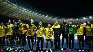 Hertha Berlin 0-3 Borussia Dortmund