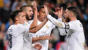 Real Madrid, Villarreali 3 golle geçti