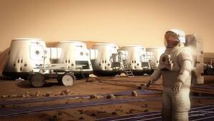 Kalıcı bir uzay kolonisinde insanlar ne yiyecek