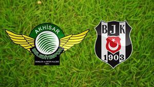 Akhisar Belediyespor Beşiktaş maçı saat kaçta ne zaman