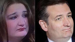 Ted Cruza benzeyen ABDli kadına porno film teklifi
