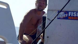 Terk edilmiş adada yaşayan adam belgesel çekimi sırasında tesadüfen bulundu
