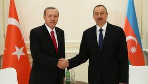 Erdoğan Bakü'de