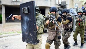 PKKlılar 3 mahalleye sıkıştırıldı