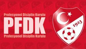 Burak Elmas ve Fenerbahçeye ceza